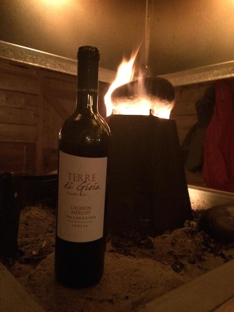 Vinen (og stenen) tempereres